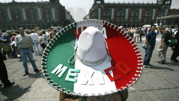 Los mexicanos celebran el Grito de Dolores cada 15 de septiembre. ( Foto: AFP)
