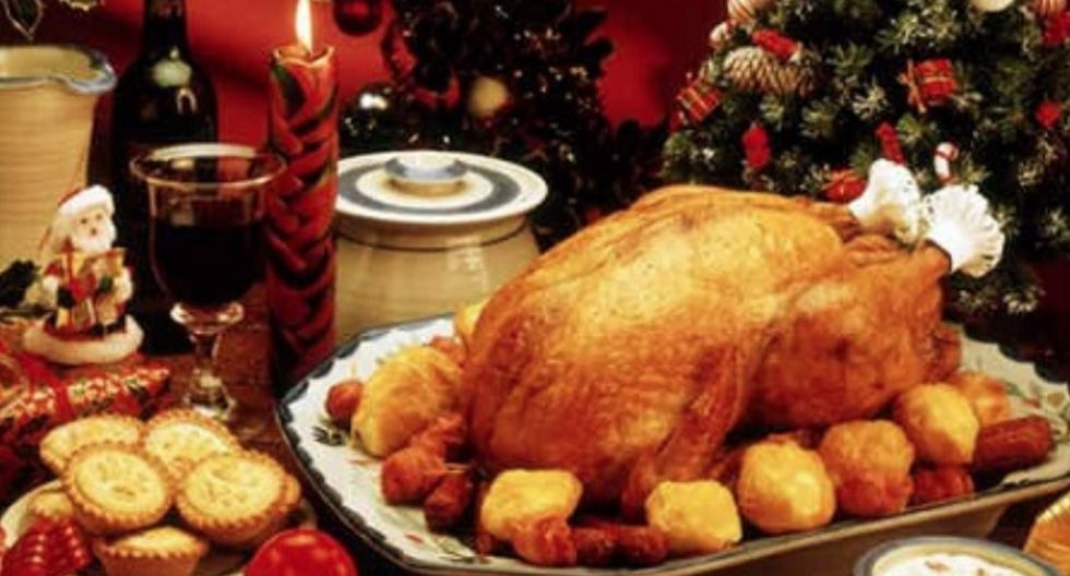 Cena navideña (Foto: Difusión)