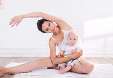 5 ejercicios que puede realizar después del parto