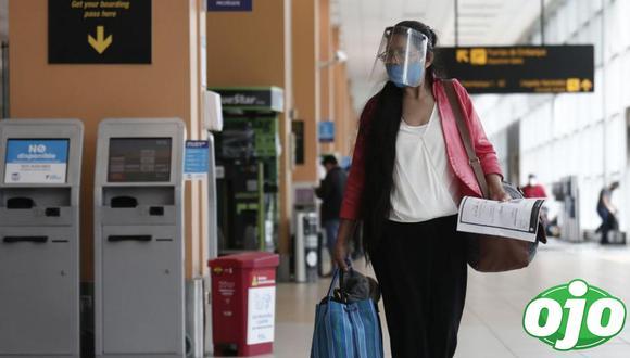 Más de 81 mil peruanos viajaron a EE.UU entre abril y mayo, informó Migraciones. (Foto: GEC).