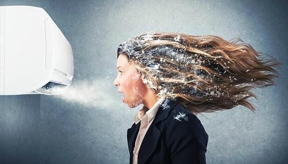 ¡Cuidado! ¿Cómo evitar que el aire acondicionado del trabajo te haga daño?