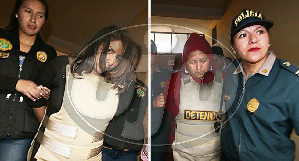Cae mujer que violó a sus hijas y cómplice que la ayudaba a esconderse en Cusco
