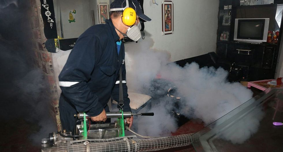 ¡En alerta! Activan cerco epidemiológico en Comas por casos de zika
