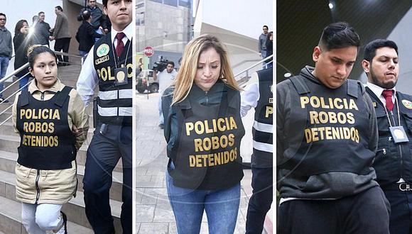 """""""Las muñecas peperas de San Martín de Porres"""" son capturadas con dos sujetos inconscientes"""