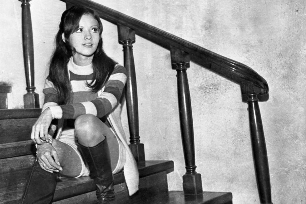Yolanda Piedad Polastri Giribaldi, nació en Lima un 25 de febrero de 1950. Fue alumna del Colegio Santa Rosa de Lima, también siguió estudios de ballet y danza moderna, luego recibió clases de actuación en el Club de Teatro de Lima. (Foto: GEC Archivo Histórico)