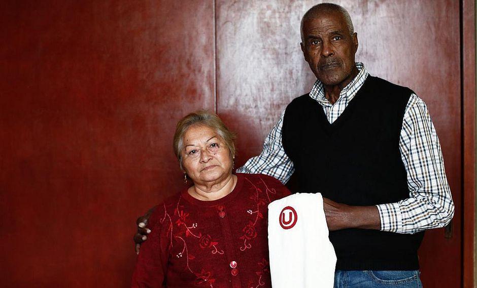 Exarquero de Universitario Deportes, Dimas Zegarra se reencuentra con su familia