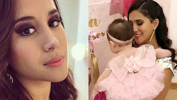 Melissa Paredes: su hija derrocha hermosura durante merecidas vacaciones