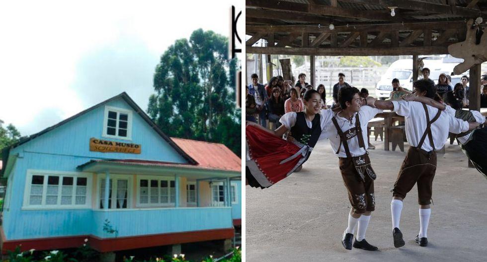 La Casa Museo Schlaefli se encuentra en la entrada de Oxapampa. (Foto: Facebook / Casa Museo Schlaefli )