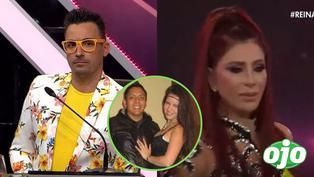 Milena Zárate llora y se retira del set: Santi se negó a pedirle disculpas por recordar caso de Edwin Sierra