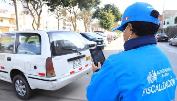 La finalidad es repotenciar la dinámica comercial de las zonas y permitir un mayor flujo de vehículos. (Municipalidad de Magdalena)