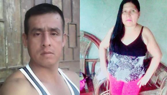 Ucayali: madre de cuarto hijos fue asesinada a martillazos y puñaladas mientras dormía, presuntamente, por su expareja, a quien conoció a través de las redes sociales. (Fotos Facebook)