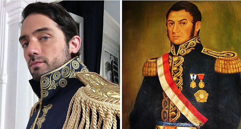 Pablo Heredia interpretará a Don José de San Martín (FOTOS)