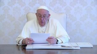 Papa Francisco respalda suspensión temporal de las patentes de las vacunas contra la COVID-19