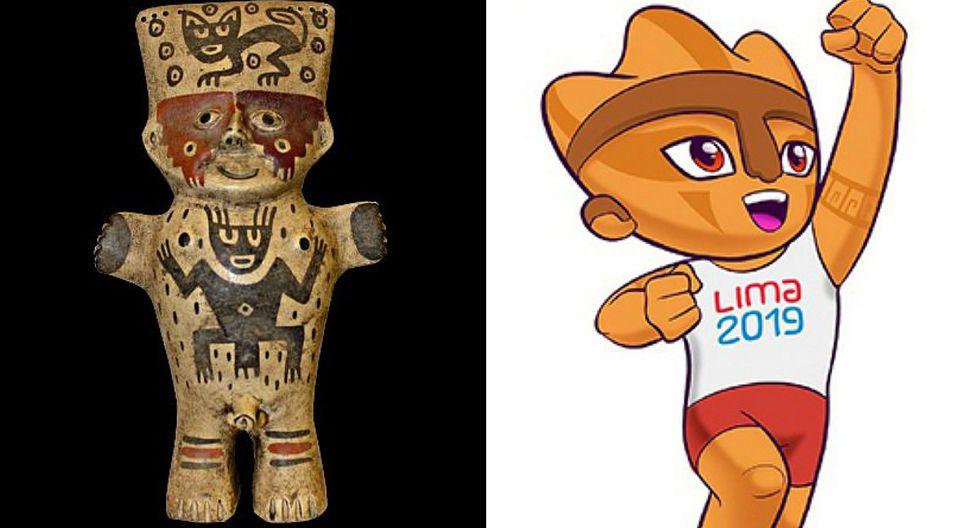 Milco: la mascota de los Juegos Panamericanos que fue inspirado en estatuilla preinca