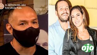 """Jackson Mora confiesa cómo se lleva con 'Miguelón', el ex de Tilsa Lozano: """"Si nos vemos, somos los mejores amigos"""""""