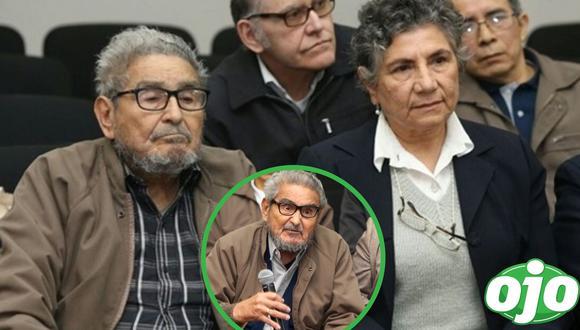 Abimael Guzmán exige visita de su esposa Elena Iparraguirre. Foto: (redes sociales)