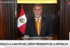 Sagasti es denunciado por genocidio por los miles de fallecidos debido al COVID-19 en el Perú