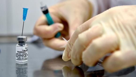 Laboratorio Moderna de EE.UU. anuncia que su vacuna contra el COVID-19 tiene una eficacia de 94,5%  (Foto: AFP)