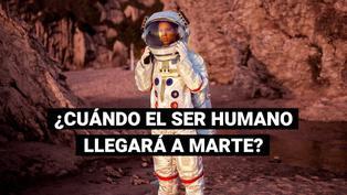 ¿Es posible que los humanos lleguen a Marte?