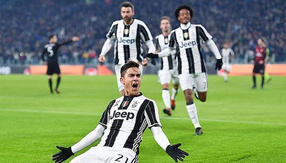 Copa Italia: Juventus vence al Milan y jugará semifinal contra Nápoles