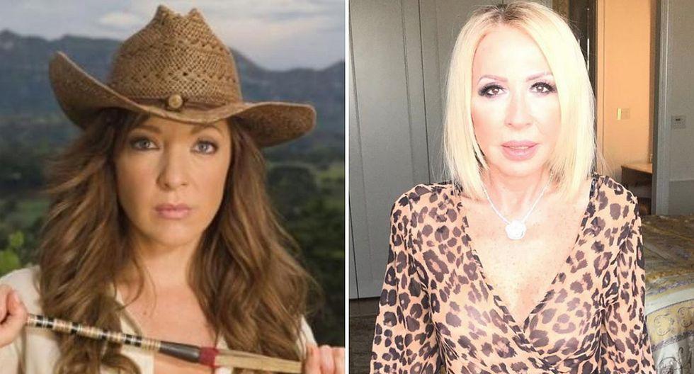 """Laura Bozzo lamenta muerte de Edith González con sentido mensaje: """"tuve el placer de conocerla"""""""