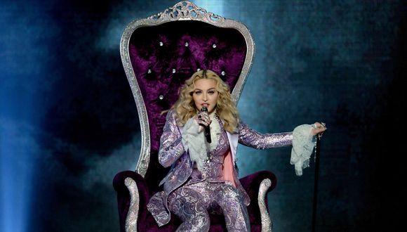 Madonna comparte provocadora foto semidesnuda y desafía la censura de Instagram. (Foto: AFP)
