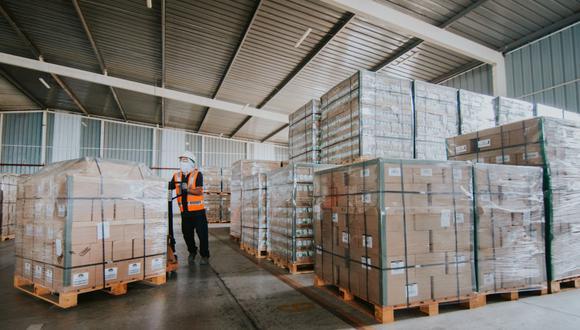Empresa agroindustrial inició entrega de 6 toneladas de alimentos para Trujillo, Arequipa y Lima
