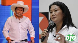 Encuesta Ipsos: Pedro Castillo lidera intención de voto con 42% y Keiko Fujimori obtiene 31% | VIDEO