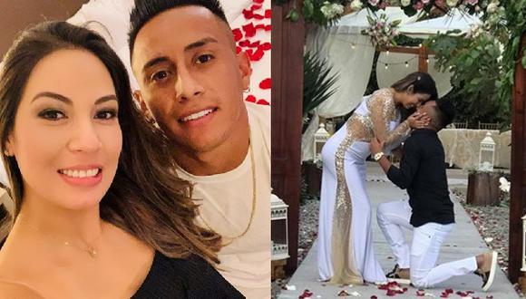 Christian Cueva se separa de su esposa