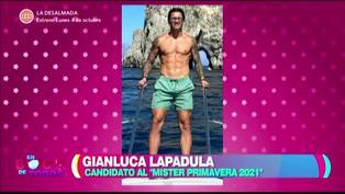 "Gianluca Lapadula es aspirante al ""Míster Primavera 2021″"