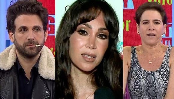 Rodrigo González y Gigi Mitre pidieron disculpas en vivo a Melissa Loza por juicio│ VÍDEO