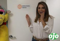 Karina Rivera hace anuncio sobre Timoteo y ella | FOTO