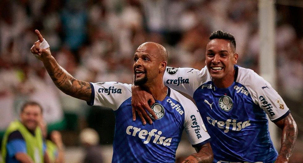Melgar es goleado 3-0 contra Palmeiras - EN VIVO