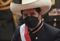 Pedro Castillo: las imágenes que dejó su juramentación como sucesor de Francisco Sagasti