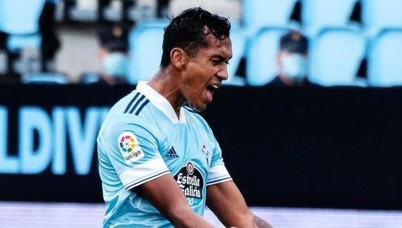 Renato Tapia tiene contrato con Celta hasta junio del 2024. (Foto: Celta de Vigo)