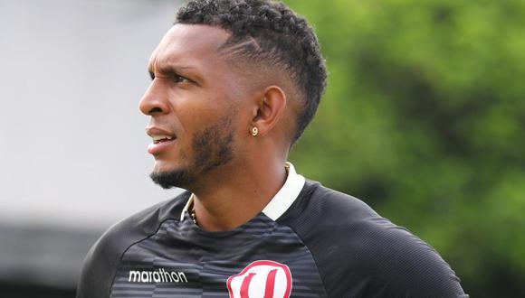 Alberto Quintero fue convocado a la selección de Panamá para disputar las Eliminatorias Concacaf. (Foto: Universitario de Deportes)