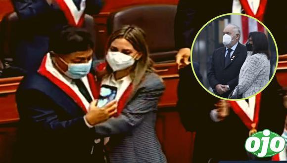 María del Carmen Alva, de Acción Popular, es la nueva Presidenta del Congreso