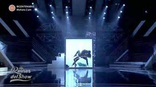 "Paula Manzanal baila ""Toxic"" de Britney Spears en Reinas del show"