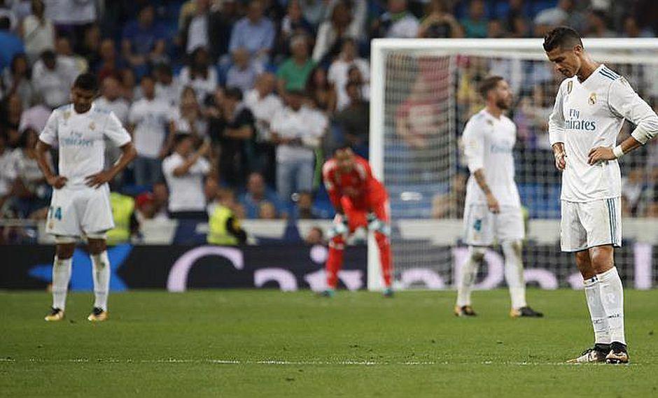 Real Madrid cae 0-1 ante Betis en mal regreso de Cristiano Ronaldo (VIDEO)