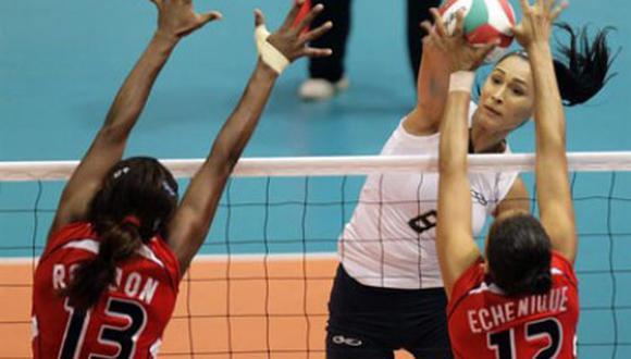 Jaqueline Carvalho fue dada de alta tras sufrir conmoción cerebral