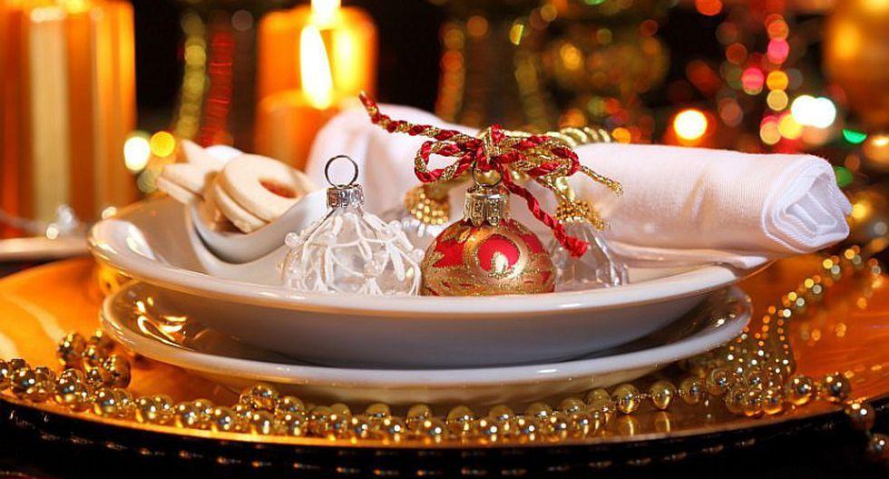¡Novedosas recetas navideñas para poner en práctica!