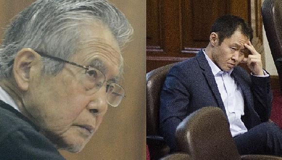 """Alberto Fujimori defiende con uñas y dientes a Kenji: """"Los infraternos y desleales son otros"""""""