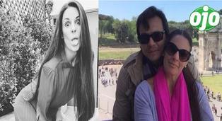 Rebeca Escribens comparte divertido video junto a su esposo