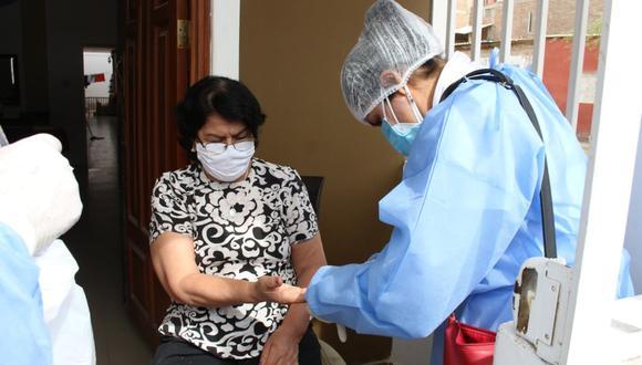 Piura: aplicarán pruebas moleculares a un promedio de cincuenta familias vulnerables en Castilla (Foto: Diresa Piura)