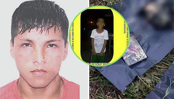 Ofrecen S/ 5 mil por información del sospechoso de crimen de niño en Iquitos