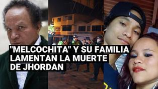 Melcochita lamenta la pérdida de su nieto y su madre le hace una conmovedora promesa