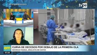 Coronavirus: descenso de peruanos fallecidos se acentúa más en adultos mayores de 80 años
