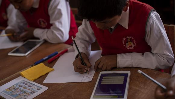 Cusco: La Gerencia Regional de Educación de Cusco y las 14 UGEL de la región acordaron que las clases semipresenciales no se desarrollaría  durante el primer semestre del año. (Foto: Archivo GEC)