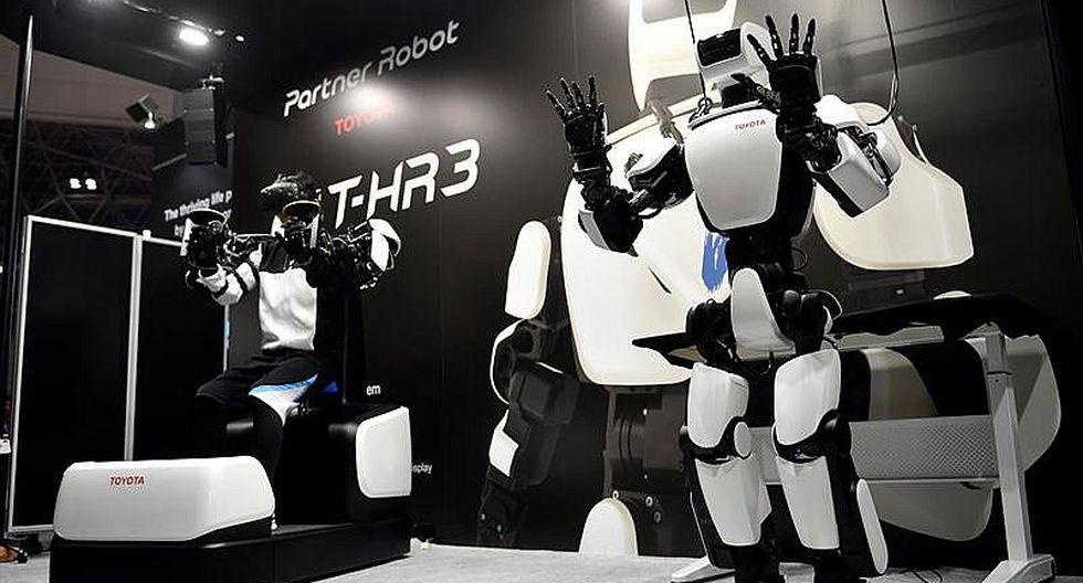 Los robots para cubrir carencias afectivas continúan su expansión mundial
