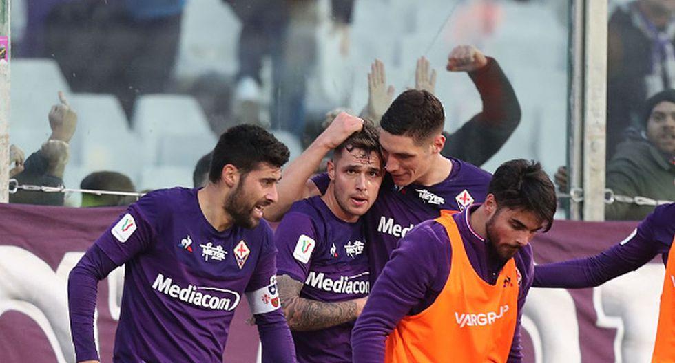 Fiorentina | Casos confirmados con coronavirus: 10. (Foto: Agencias)